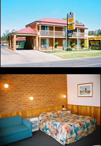 Golden River Motor Inn - Accommodation Ballina