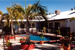 Peppercorn Motel  Restaurant - Accommodation Ballina