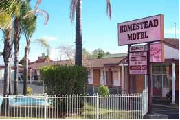 The Homestead Motor Inn - Accommodation Ballina