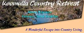 Koomulla Country Retreat - Accommodation Ballina