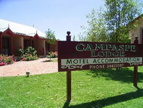 Campaspe Lodge - Accommodation Ballina