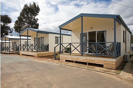 Crestview Top Tourist Park - Accommodation Ballina