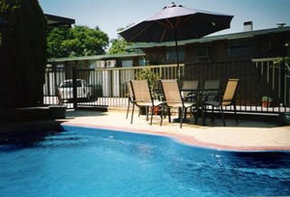 Sun Centre Motel - Accommodation Ballina