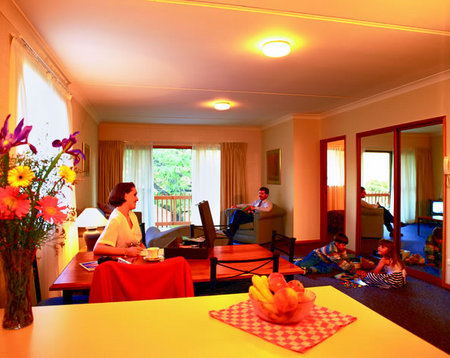 Oxley Court Serviced Apartments - Accommodation Ballina