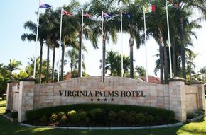 Brisbane International - Virginia - Accommodation Ballina
