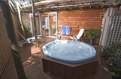 Kims Beach Hideaway - Accommodation Ballina