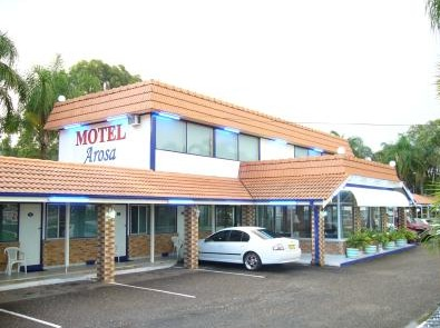 Arosa Motel - Accommodation Ballina