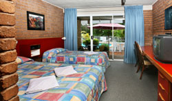 Aquajet Motel - Accommodation Ballina