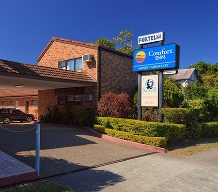 Airport Admiralty Motel - Accommodation Ballina