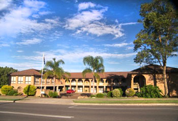 Cumberland Motor Inn - Accommodation Ballina
