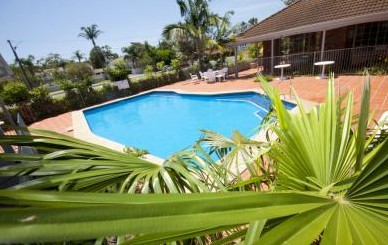 Island Palms Motor Inn - Accommodation Ballina
