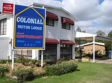 Colonial Motor Lodge - Accommodation Ballina
