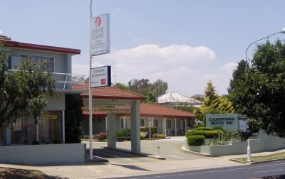 Country Comfort Cowra Countryman Motor Inn - Accommodation Ballina