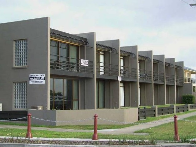Centreport Units - Accommodation Ballina