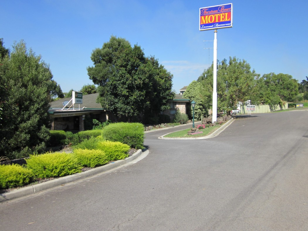 Farnham Court Motel - Accommodation Ballina