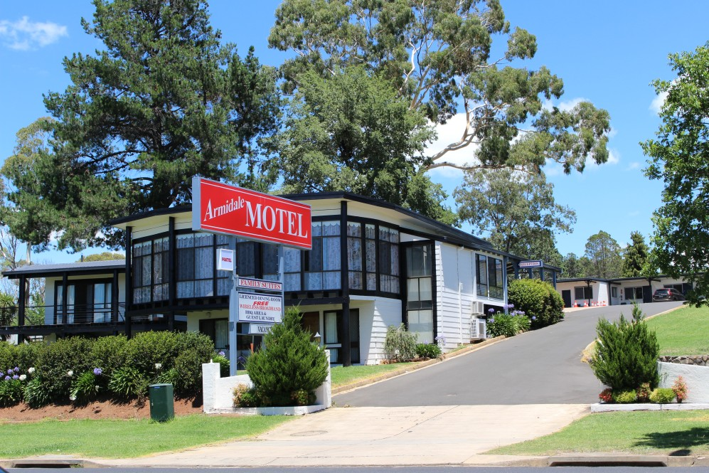Armidale Motel - Accommodation Ballina
