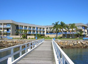 Mariners On The Waterfront - Accommodation Ballina