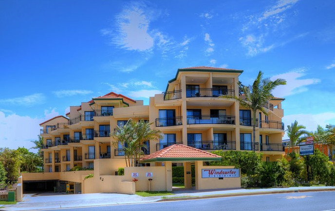 Windsurfer Resort - Accommodation Ballina