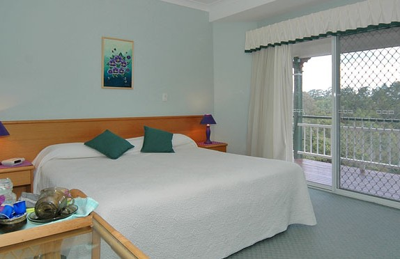 Eumundi Rise Bed And Breakfast - Accommodation Ballina