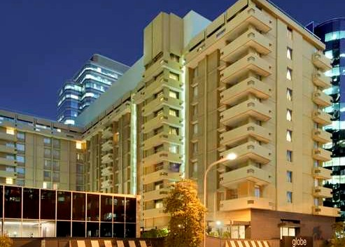 Parmelia Hilton - Accommodation Ballina
