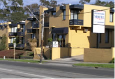 Pathfinder Motel - Accommodation Ballina