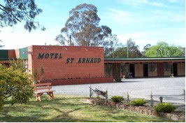 Motel St Arnaud - Accommodation Ballina