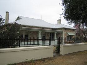 Naracoorte Cottages - MacDonnell House - Accommodation Ballina