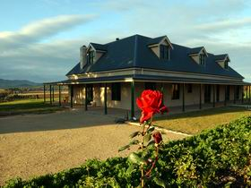 Abbotsford Country House - Accommodation Ballina