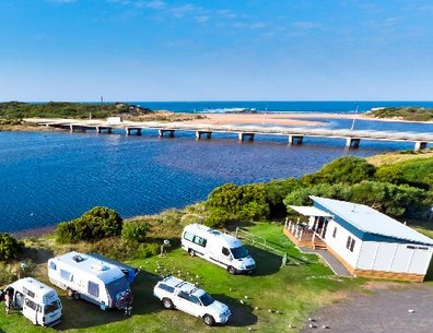Peterborough Caravan Park - Accommodation Ballina