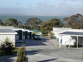 Old Pier Apartments - Accommodation Ballina