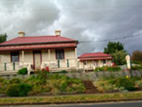 Tier View Twin Cottages - Accommodation Ballina