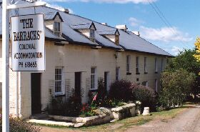 Lythgos Row of Romantic Cottages - Accommodation Ballina