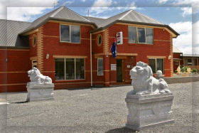 Sheffield Motor Inn - Accommodation Ballina