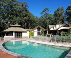 Indooroopilly - Accommodation Ballina