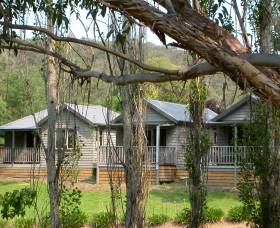 The Homestead Cabins Brogo - Accommodation Ballina