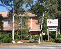 Hamilton's Townhouse Motel - Accommodation Ballina