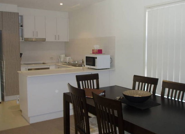 Braddon Element Apartment - Accommodation Ballina