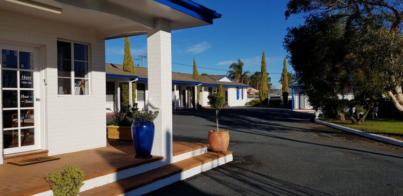 Colonial Motel - Accommodation Ballina