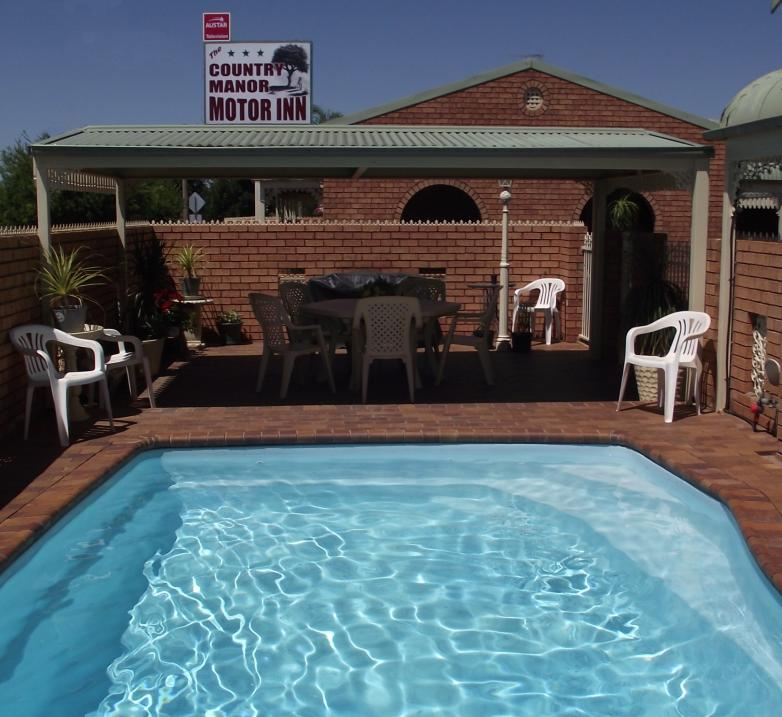 Country Manor Motor Inn - Accommodation Ballina