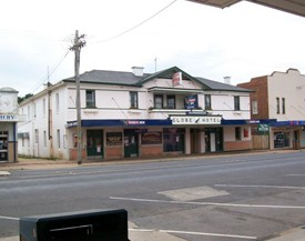Globe Hotel Bombala - Accommodation Ballina