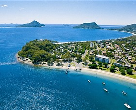 Halifax Holiday Park - Nelson Bay - Accommodation Ballina