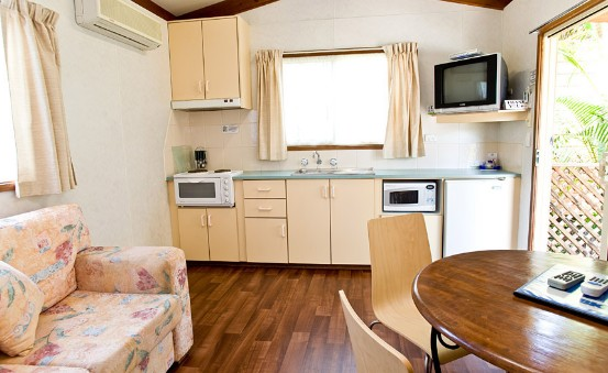 BIG4 Emerald Beach Holiday Park - Accommodation Ballina
