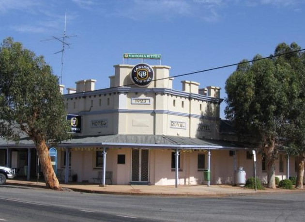 Royal Hotel Grong Grong - Accommodation Ballina