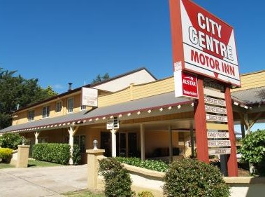 City Centre Motor Inn - Accommodation Ballina