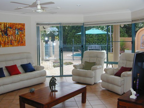 Golden Cane Bed and Breakfast - Accommodation Ballina