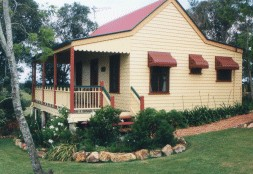 Mango Hill Cottages Bed and Breakfast