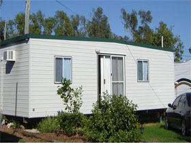 Blue Gem Caravan Park - Accommodation Ballina