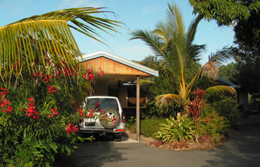 Sunbird Gardens - Accommodation Ballina