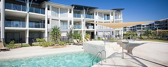 Pavillions on 1770 - Accommodation Ballina