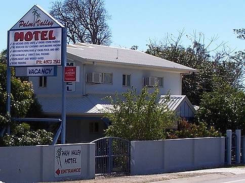Palm Valley Motel and Self Contained Holiday Units - Accommodation Ballina